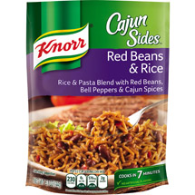 Knorr Cajun Sides Red Beans & Rice Rice Side Dish