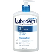 Lubriderm® Normal to Dry Skin Fragrance Free Daily Moisture Fragrance Free