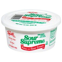 Tofutti Sour Supreme Sour Cream
