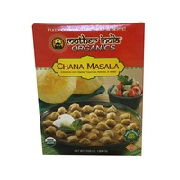 Mother India Chana Masala, Hot Spicy