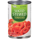 Great Value Stewed Tomatoes