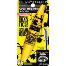 Maybelline Colossal Chaotic Lash Mascara Blackest Black