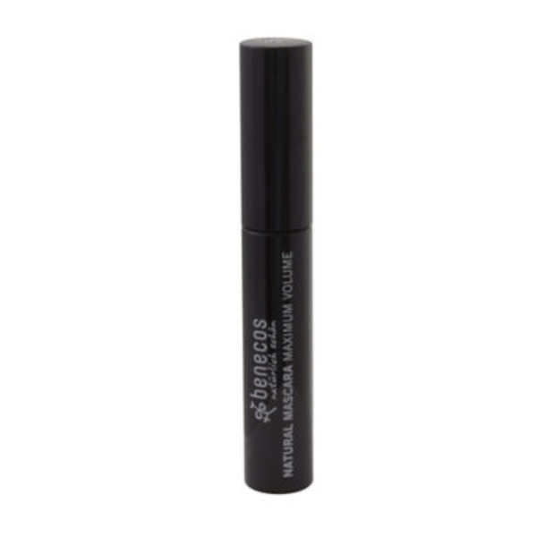 Benecos Mascara Maximum Volume, Smooth Brown