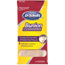 Dr Scholl's with Comfortplus Cushioning Bunion Cushions