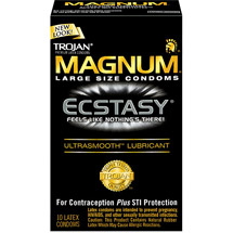 Trojan Magnum Ecstasy Large Condoms
