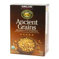 Kirkland Signature Organic Nature's Path Ancient Grains With Almonds