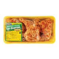 Hill Country Fare Seasoned Chicken Leg Quarters Bbq