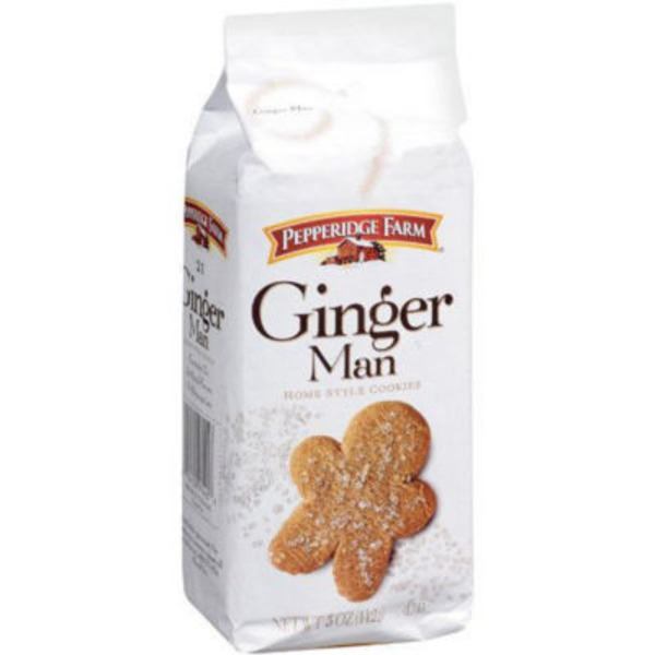 Pepperidge Farm Cookies Gingerman Sweet & Simple Cookies