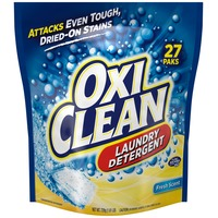 Oxi Clean Sparkling Fresh Scent HD Paks Laundry Detergent