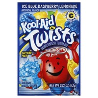Kool-Aid Blue Raspberry Lemonade Unsweetened Drink Mix