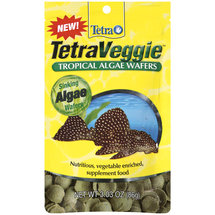 Tetra Tetraveggie Tropical Algae Wafers