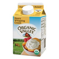 Organic Valley Organic Heavy Whipping Cream