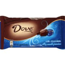 Dove Promises Silky Smooth Milk Chocolate