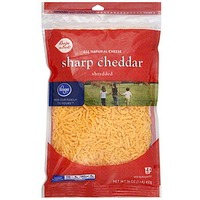 Kroger Sharp Cheddar Cheese Shredded