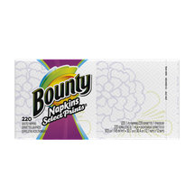 Bounty Quilted Napkins