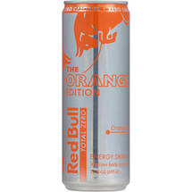 Red Bull The Orange Edition Total Zero Orange Energy Drink