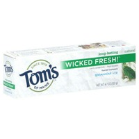 Tom's of Maine Wicked Fresh! Spearmint Ice Toothpaste