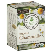 Traditional Medicinals Organic Chamomile Herbal Tea