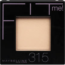 Maybelline New York Fit Me Powder Soft Honey 315