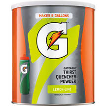 Gatorade Thirst Quencher Lemon-Lime Sports Drink Mix