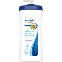 Equate Advanced Recovery Skin Care Lotion