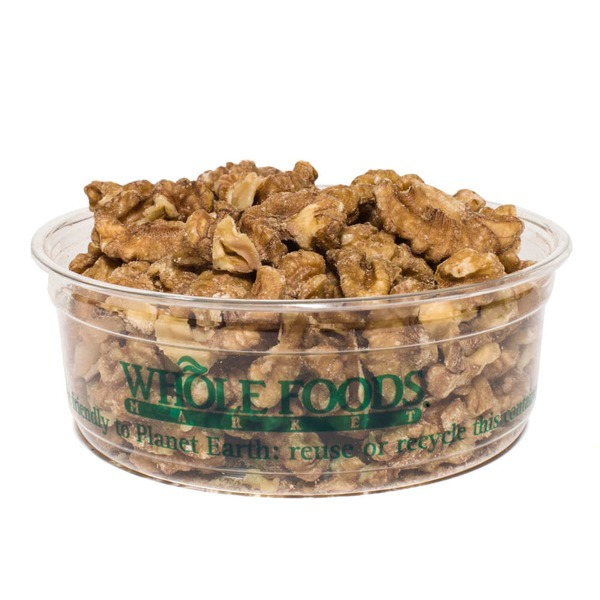Living Intentions Sprouted Unsalted Walnuts