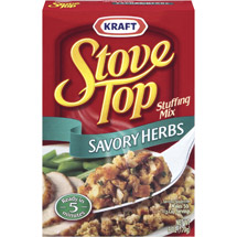 Kraft Savory Herbs Stove Top Stuffing Mix
