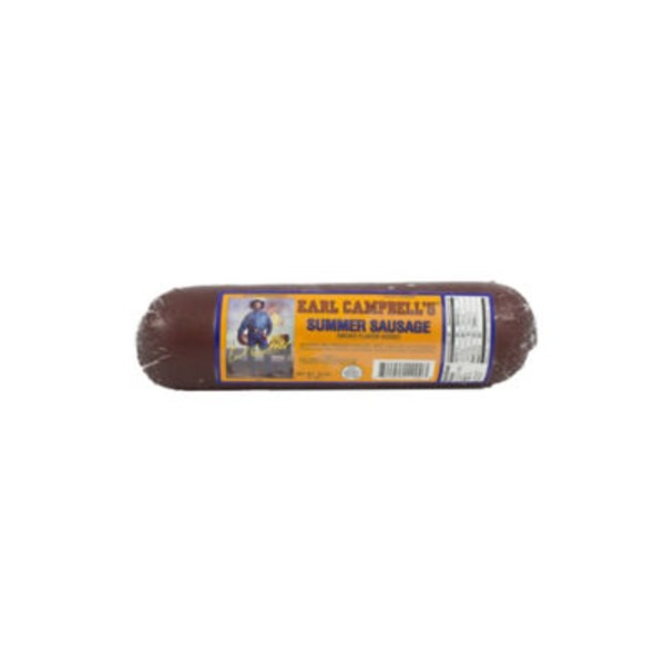 Earl Campbell's Summer Sausage