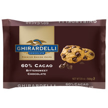 Ghirardelli 60% Cacao Bittersweet Chocolate