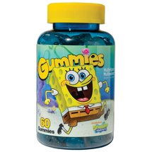 SpongeBob SquarePants Multivitamin/Multimineral Dietary Supplement Gummies
