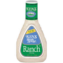 Ken's Steak House: Ranch Dressing
