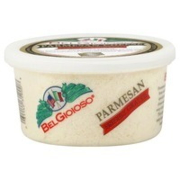 BelGioioso Cheese Grated Parmesan Domestic