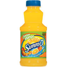 Sunny D Orange Mango Citrus Punch