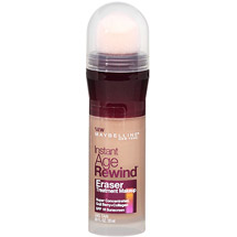 Maybelline Instant Age Rewind Eraser Foundation Tan