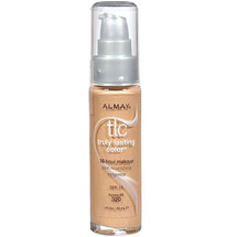 Almay Truly Lasting Color Makeup 1 fl oz Honey