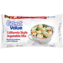Great Value California Style Vegetable Mix