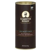Scharffen Berger Unsweetened 100% Cacao Cocoa Powder