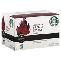 Starbucks French Roast, Dark Roast K-Cups
