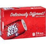 Big Red Soda