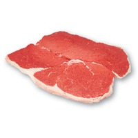 Fresh Tenderized Round Steak