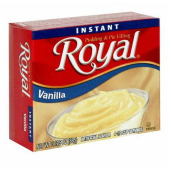 Royal Instant Pudding & Pie Filling Vanilla