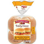 Pepperidge Farm Bakery Classics Golden Potato Hamburger Buns
