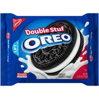 Nabisco Oreo Double Stuf Chocolate Sandwich Cookies