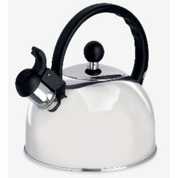Gibson 2.5 Qt Springberry Whistling Tea Kettle