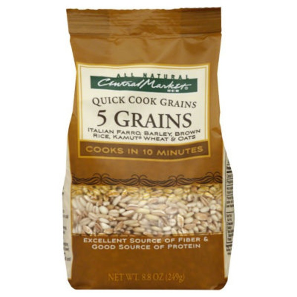 Central Market Quick Cook 5 Grains
