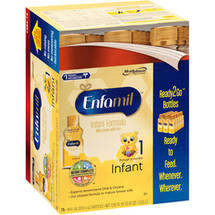Enfamil Ready2 go Infant Liquid Infant Formula Pack of 15