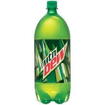 Mountain Dew Soda