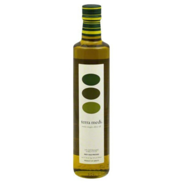 Terra Medi Extra Virgin Olive Oil