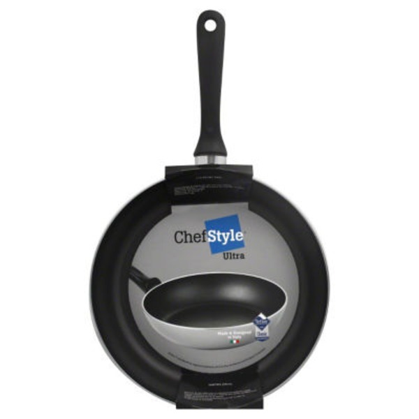Chef Style Ultra Non-Stick Open Fry Pan 11.5 Inch