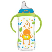 NUK Jungle Animals Silicone Learner Cup